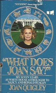 """What Does Joan Say?"""