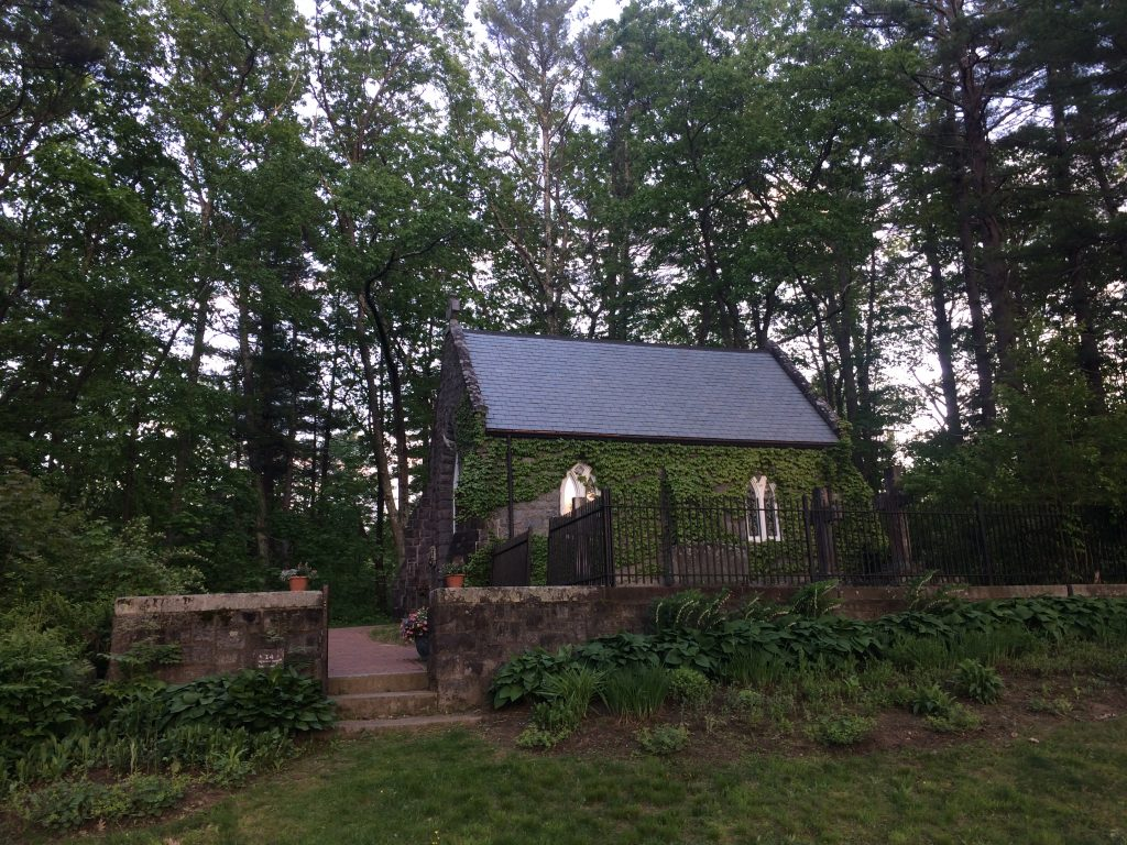 Hamilton Smith Chapel in Durham, NH
